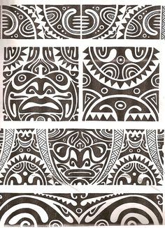 Maori tattoo kirituhi Polinesia Polynesian Tatuaje by Tatuagem Polinésia - Tattoo Maori. 3d Tattoos, Forearm Tattoos, Body Art Tattoos, Tribal Tattoos, Sleeve Tattoos, Cross Tattoos, Tattoo Pics, Tattoo Ideas, Maori Designs