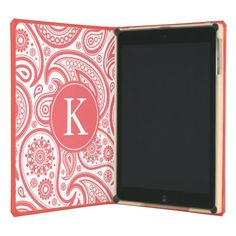 =>>Save on          	Coral Paisley Pattern iPad Air Case           	Coral Paisley Pattern iPad Air Case you will get best price offer lowest prices or diccount couponeHow to          	Coral Paisley Pattern iPad Air Case Online Secure Check out Quick and Easy...Cleck Hot Deals >>> http://www.zazzle.com/coral_paisley_pattern_ipad_air_case-256082864900413742?rf=238627982471231924&zbar=1&tc=terrest