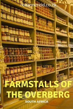 If you plan your stops along the between Cape Town and Swellendam right, it can be a destination in its own right. Here are 4 farmstalls worth stopping at. Sa Tourism, Provinces Of South Africa, All About Africa, Wildlife Safari, Cape Town South Africa, Slow Travel, Kruger National Park, Africa Travel, Countries Of The World