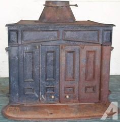 ben franklin stove antique ben franklin wood stove old stoves rh pinterest com Franklin Fireplace Inserts Franklin Stove Replacement Parts