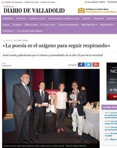 Premio Internacional de Poesia José Zorrilla