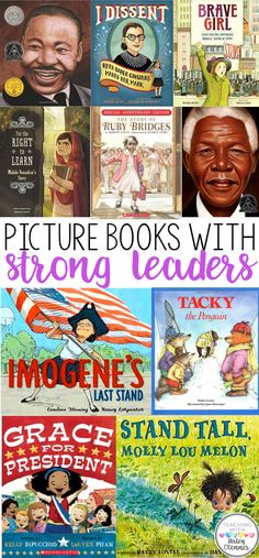 Picture Books with S