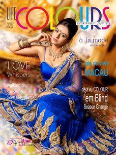 Cover Girl Bhawna Hada