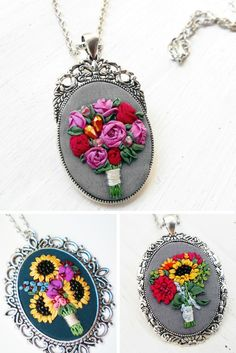 Get any of these pendants with 10-15% discount!  Only 15th-18th of September! Link to get the discount http://etsy.me/2vS56Xe