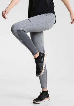Nike Performance Legginsy - dark grey/heather/black 149 pln