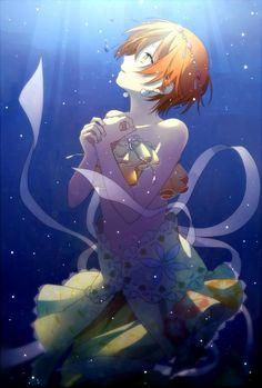 """"""" マーメイド凛ちゃん [Mermaid Rin-chan] """""""