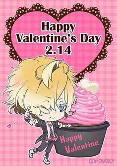 Diabolik Lovers - San Valentin - Kou