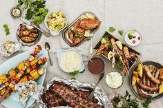 Pientalon herkkusuut – Herkkusuiden grillijuhlat - Suomela - Jotta asuminen olisi mukavampaa