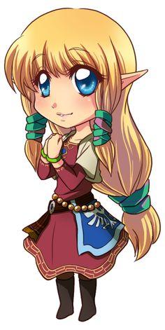 The Legend of Zelda : Skyward Sword ❤️