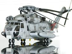 1/48 Academy CH-53E by Phillip Roache