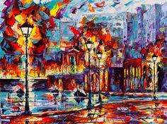Pinturas incríveis de Micko-Vic - via My Modern Metropolis