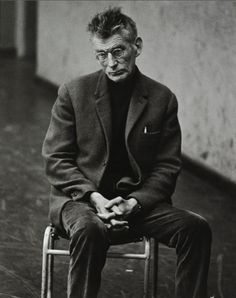 A Reluctant Subject Portraits of Samuel Beckett is part of A Reluctant Subject Portraits Of Samuel Beckett The New Yorker - For photographers, Beckett was an especially appealing subject Samuel Beckett, Pier Paolo Pasolini, Writers And Poets, Book Writer, Richard Avedon, Playwright, The New Yorker, Famous People, Portrait Photography