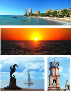 Puerto Vallarta, Mexico (margaritas, beautiful beaches, delicious food...can't get any better than that!)