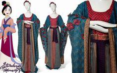 Storehouse of Memory: Harrods: Designing Disney Princess Dresses