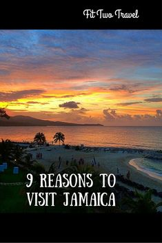 9 reasons to visit Jamaica  Fit Two Travel