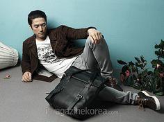Ji Jin Hee - Esquire Magazine April Issue '14