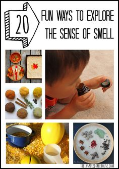 Over the past year, we've been writing about all of the different sensory systems.We've written about sensory processing, what it means, why it's such an important part of child development, and how you can promote healthy development of the sensory systems in your child. Up next is the sense of smell – or the … {Read More}