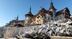 HOTEL|スイス・チューリッヒのホテル>絶好のロケーションに立地するホテル>ザ ドルダー グランド(The Dolder Grand)