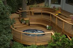 I love this deck picture! This would be great on my #dreamhome