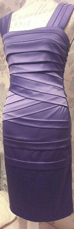 phase eight purple dress size eight brand new .  in Clothes, Shoes & Accessories, Women's Clothing, Dresses | eBay!