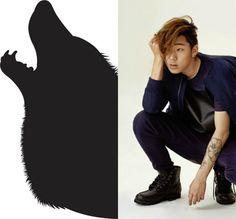 Supernatural&KPOP // Werewolf // Zico of BLOCKB