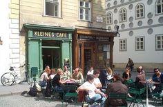 Kleines Cafe, Fransiskanerplatz, Wien