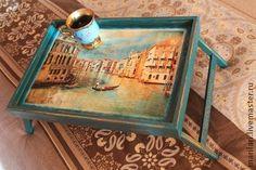 """Столик для завтрака """"Венеция"""". - столик,столик для завтрака,столик-поднос"""