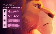 TsaoShin Brushes by TsaoShin.deviantart.com on @DeviantArt