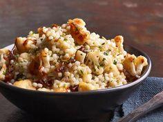 {cauliflower couscous | mediterranean diet}