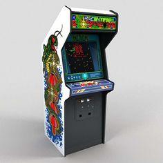 Refurbished Centipede Arcade Game