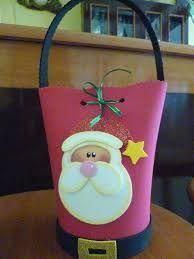 """Képtalálat a következőre: """"como hacer un dulcero para navidad"""""""