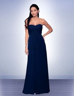 Navy sweetheart bridesmaids dress. What I will be wearing for my aunts wedding!