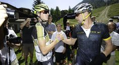 Lance Armstrong: Nobody needs to cry for me.... Takes Second in Mountain Bike Race in Colorado - NYTimes.com