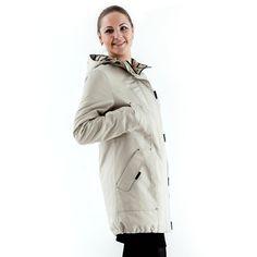 Женская парка Elle Urban Fashion, Parka, Raincoat, Jackets, Rain Jacket, Down Jackets, Urban Street Fashion, Parkas