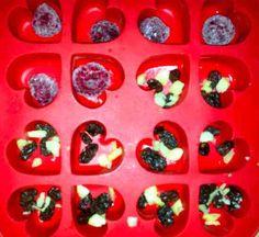 Raw Chocolate Hearts Recipe