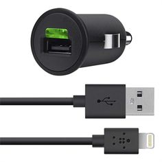 iPhone 5 Car Charger and Cable, $35