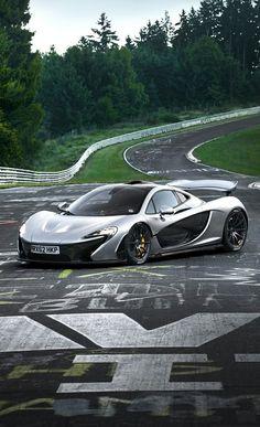 (°!°) 2013 McLaren P1
