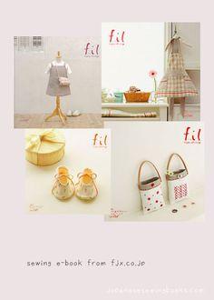 free japanese sewing patterns....