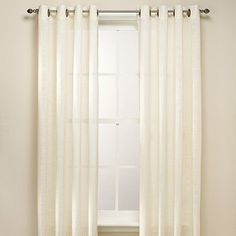 B. Smith Origami Grommet Window Curtain Panels - BedBathandBeyond.com