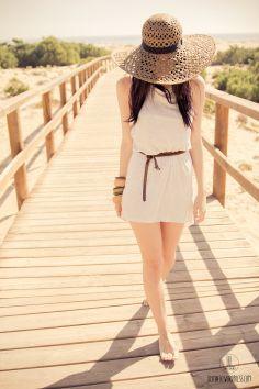 EstiloDF » 5 maneras de usar un sombrero en verano