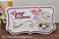 Tarjeta para boda / Wedding card
