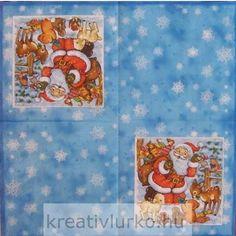 Karácsonyi textil dekorációs csomag - Kreatív Lurkó játék webáruház Textiles, Textile Art, Cloths