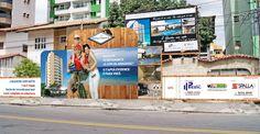 Campanha de lançamento do empreendimento Itapoã Evidence em Vila Velha.