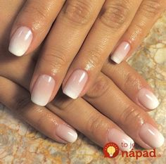 Elegant Bridal Nails - Enchanting Ideas for Your DIY Wedding .- Elegant bridal nails – Enchanting ideas for your DIY wedding manicure On your big day, of course, you want to be even more beautiful and radiant than usual - Elegant Bridal Nails, Wedding Nails For Bride Natural, Nails For Wedding, Bridal Nails French, Simple Bridal Nails, Wedding Makeup, Bridal Nail Art, Nailed It, French Manicure Designs