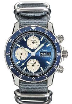 Sinn 103 A sa B limited edition blue