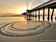 Lines in the Sand | Discover Los Angeles, Venice Pier