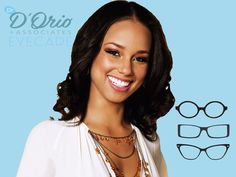 Which glasses do you think Alicia Keys was seen wearing? Round, Rectagular or Cat Eye? #celbrityglasses #pickone We will share the answer tomorrow!
