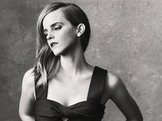 Emma Watson Wows In Victoria Beckham For Net-A-Porter Shoot   Marie Claire