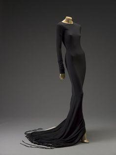 1990s Jean Paul Gaultier dress via The Indianapolis Museum of Art