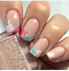 50 Gorgeous Summer Nail Designs You Need To Try - Society19 #summernails